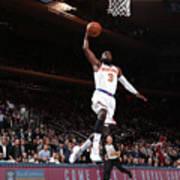 Cleveland Cavaliers V New York Knicks Poster