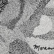 Detail From Sgt. Pepper's Mug Head Poster