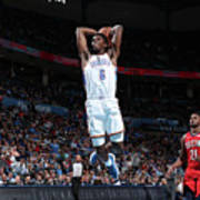 New Orleans Pelicans V Oklahoma City Poster