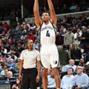 Orlando Magic V Memphis Grizzlies Poster