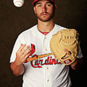 St. Louis Cardinals Photo Day Poster