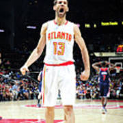 Washington Wizards V Atlanta Hawks - Poster