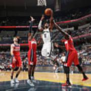 Washington Wizards V Memphis Grizzlies Poster