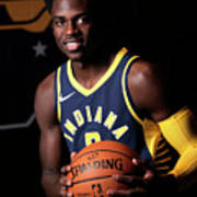2018-19 Indiana Pacers Media Day Poster