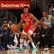 Dallas Mavericks V New Orleans Pelicans Poster