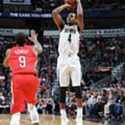 Memphis Grizzlies V New Orleans Pelicans Poster