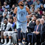 Memphis Grizzlies V San Antonio Spurs Poster