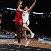 Miami Heat V Brooklyn Nets Poster