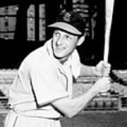National Baseball Hall Of Fame Library 5 Poster
