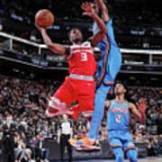 Oklahoma City Thunder V Sacramento Kings Poster