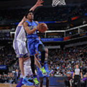 Orlando Magic V Sacramento Kings Poster