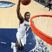 Sacramento Kings V Memphis Grizzlies Poster
