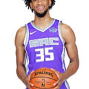 2018-19 Sacramento Kings Media Day Poster