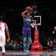 Charlotte Hornets V Washington Wizards Poster