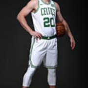 Gordon Hayward Boston Celtics Portraits Poster