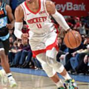 Houston Rockets V Cleveland Cavaliers Poster