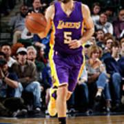 Los Angeles Lakers V Dallas Mavericks Poster