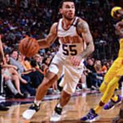 Los Angeles Lakers V Phoenix Suns Poster