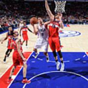 Philadelphia 76ers V Washington Wizards Poster