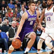 Sacramento Kings V Oklahoma City Thunder Poster