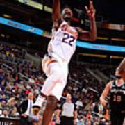 San Antonio Spurs V Phoenix Suns Poster