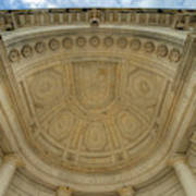 Arlington National Cemetery Memorial Amphitheater Poster
