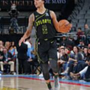 Atlanta Hawks V Sacramento Kings Poster