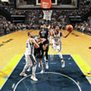 Minnesota Timberwolves V Memphis Poster