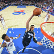 Philadelphia 76ers V Orlando Magic Poster