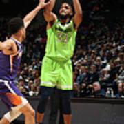 Phoenix Suns V Minnesota Timberwolves Poster