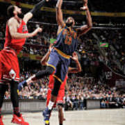 Chicago Bulls V Cleveland Cavaliers 8 Poster