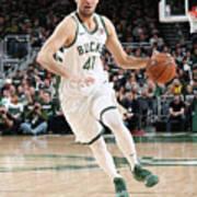 Detroit Pistons V Milwaukee Bucks - Poster