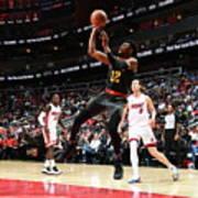 Miami Heat V Atlanta Hawks Poster