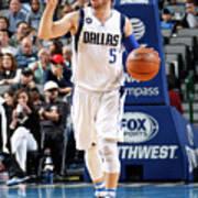 Milwaukee Bucks V Dallas Mavericks Poster
