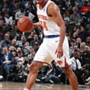 New York Knicks V Brooklyn Nets Poster