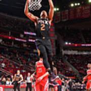 Phoenix Suns V Houston Rockets Poster