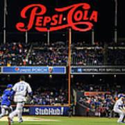 World Series - Kansas City Royals V New Poster