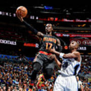 Atlanta Hawks V Orlando Magic Poster