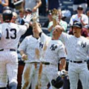 Kansas City Royals V New York Yankees Poster