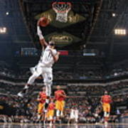 Memphis Grizzlies V Indiana Pacers Poster