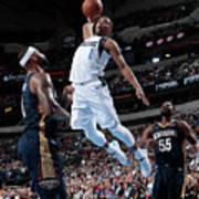 New Orleans Pelicans V Dallas Mavericks Poster