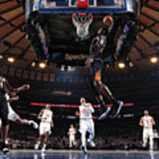 Phoenix Suns V New York Knicks Poster