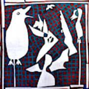 A Bird Hunting Birds 3 Poster