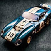 A Daytona Classic Poster