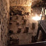 A Room Inside Masada Poster