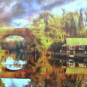 A Stop Along The Wey Poster