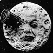 A Trip To The Moon, 1902  Poster