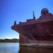 Abandoned Ship Poster