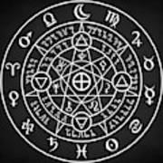 Alchemical Sigil Poster