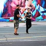 Alek And Chris Poster